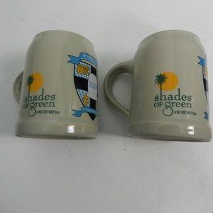 Shades of Green Walt Disney Resort Mugs 2006 sf 3